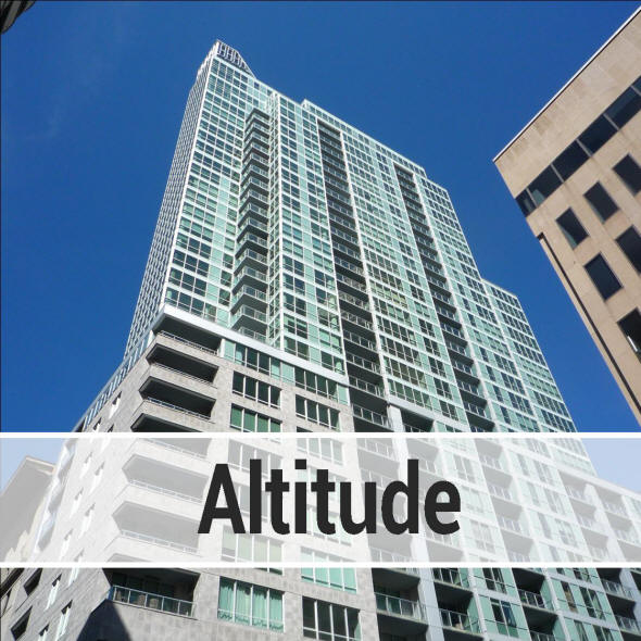 Altitude Condos For Sale And For Rent In Downtown Montreal